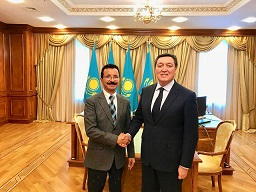 DP World to invest in Kazakhstan - sm