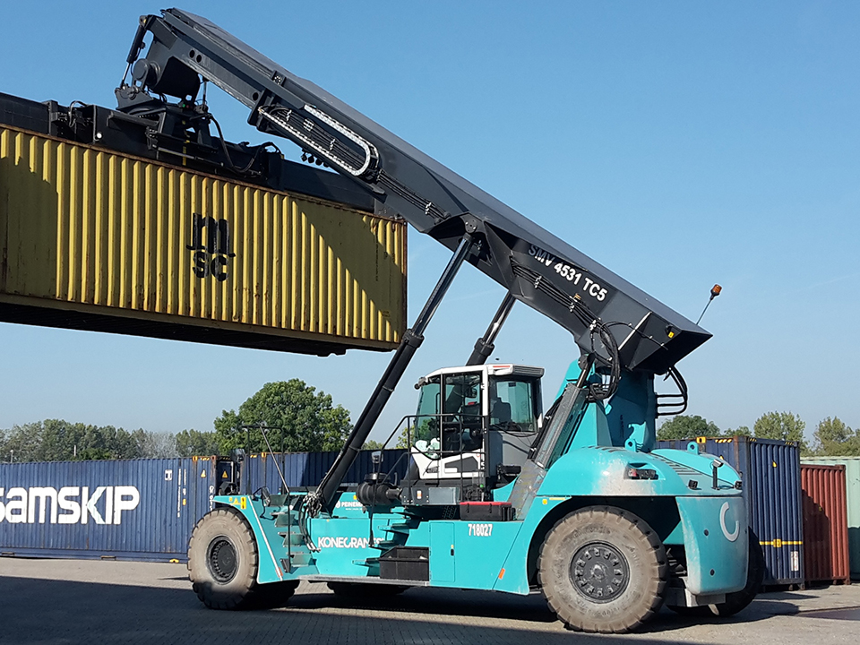 Konecranes - RS for Alpherium