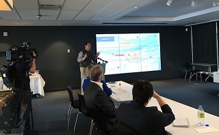 Montreal container terminal project briefing - sm