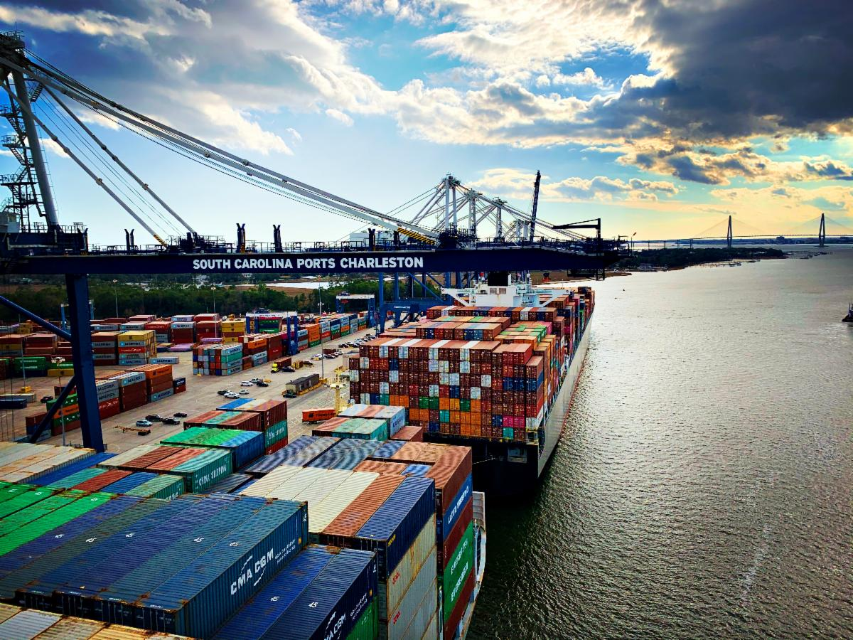 SC Ports - reports best volumes yet in 2019